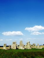 Sky at Stonehenge by why-try-any-longer