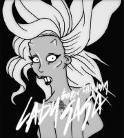 Lady Gaga Born This Way by orl-graphics
