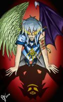 I'm never letting go by Riles-the-dark-girl