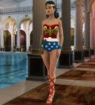Wonder Woman: Golden Age by sgreco1970