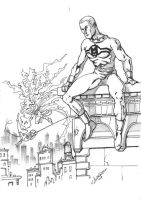 Miracleman by ctwanderson