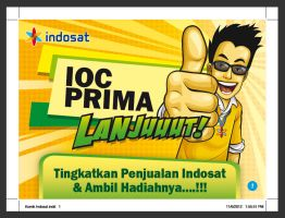 Indosat Outlet Community by prie610