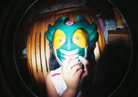 This Is My Disguise by lomocotion
