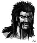 Draven Semi-Realism Practice 2 by Dargonite