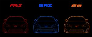 FR-S, BRZ, 86 by OCraque