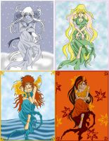 The Four Seasons by AmayaKouryuu