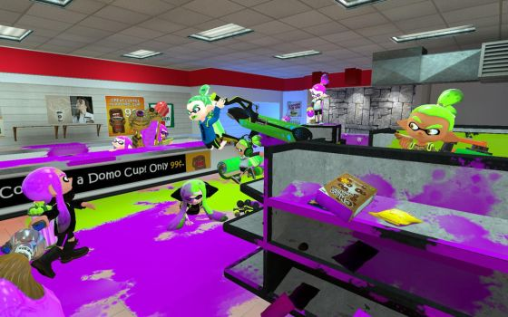[Gmod] Indoor Turf War by Piplup40