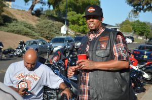 Black harley Bikers motorcycle club sd by OgJimrock