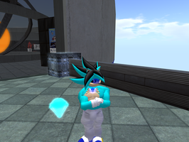 new verson of second life ice by icethehedgehog11