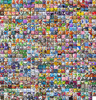 Pokemon Collage by jpmeshew
