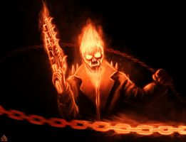 Ghost Rider by TheFearMaster