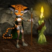 guardian of flame by mininessie66