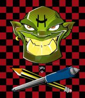 ork face by haruko79