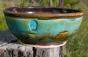 Trilobite bowl2 by Frost-indri