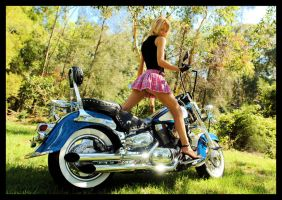 Samantha and Suzuki 2 by wildplaces