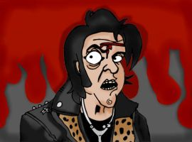 Rocky Horror Meatloaf by DanteHicks37