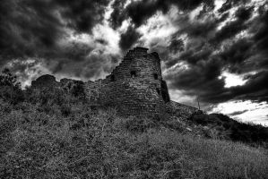 old castle-2 by aykanozener