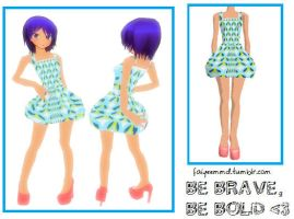 MMD Outfit K005 by FaiyeeMMD