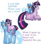 My Little Sister. by Rayodragon