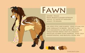 ++ Fawn Design Auction -OPEN- ++ by Chocukat