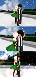 CG 2013 (4Danny) Best present for a girl by TomeFantasy