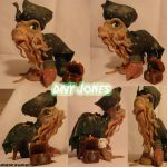 Davy Jones Pony Custom by AnimeAmy