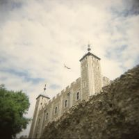 Tower of London by acidfast