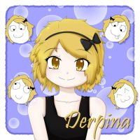 Derpina by Damaged927