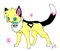 Sona Design for WhiteKitty83 by Ash-Dragon-wolf