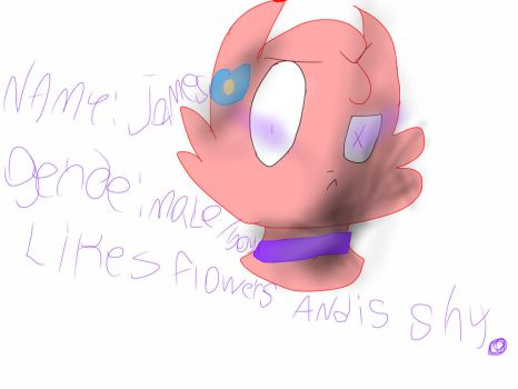 New oc not me but an oc by LDgirly