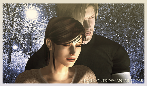 Leon and Claire by Horizont8