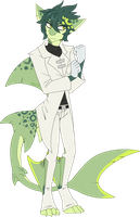 Doctor Frankie {COMM} by Aclipes64