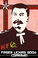Kremlin Fried Chicken by Jahan-X