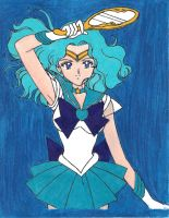 Sailor Neptune by Puja723
