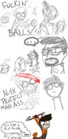 Half Life, Zombies and other things by Siro-Cyl