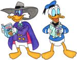 Disney Ducks and Their Comics by nintendomaximus