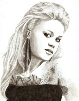 Kelly Clarkson by magentafreak