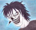 Laughing Jack by izzynoodles