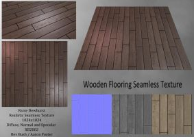Wooden Seamless Texture by Doe-jo