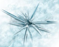 Crystal Flower by turjuque