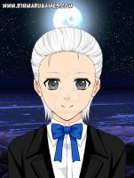Anime Who 1st Doctor by BJWILLIE