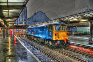 Royal Sovereign HDR by robertbeardwell