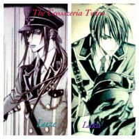 The Crosszeria Twins...Luka and Luze by Syleria11