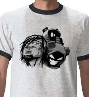 KGB t-shirt by Styleuniversal