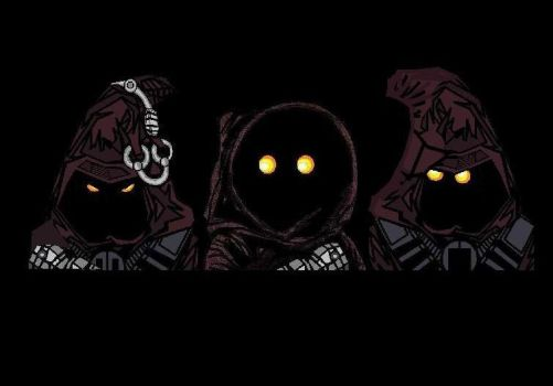 3 LITTLE JAWAS by PLANETKURTH