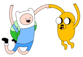 Adventure Time by jm08191998