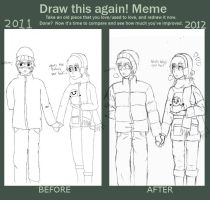 Draw This Again Meme 2 by Ryuusei924