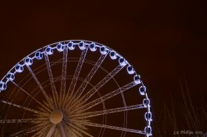 Illuminated wheel by Red-Smurfette