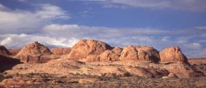 27584 Rock domes in Arches National Park by PhilS1761