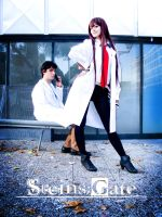 Steins Gate - Kurisu rules by Shirokii